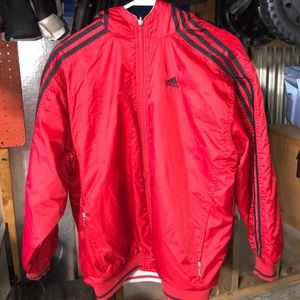 Adidas Winter Jacket Reversible